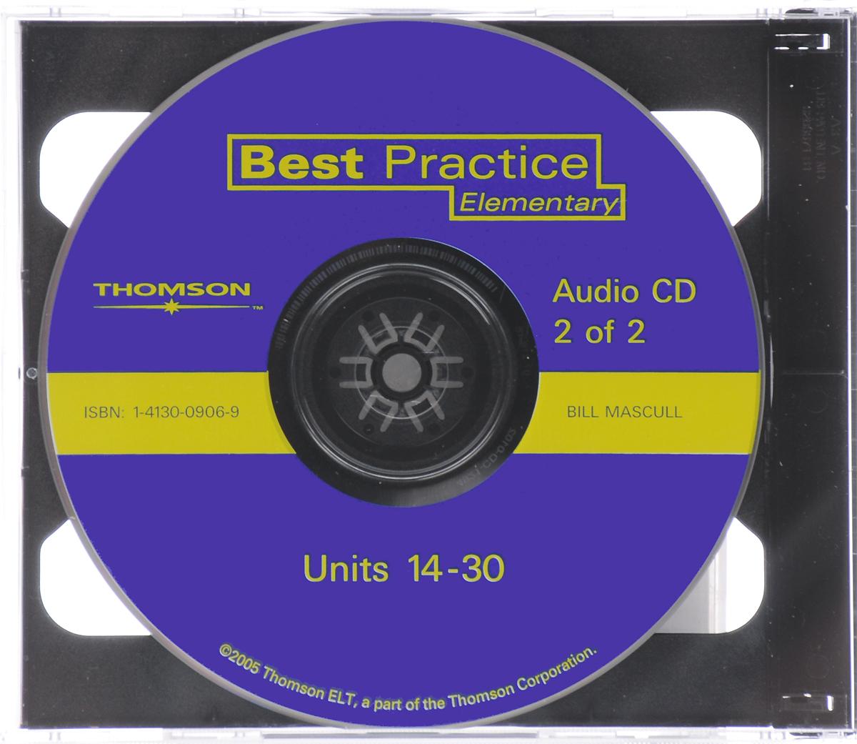 Best Practice: Elementary (аудиокурс на 2 CD)