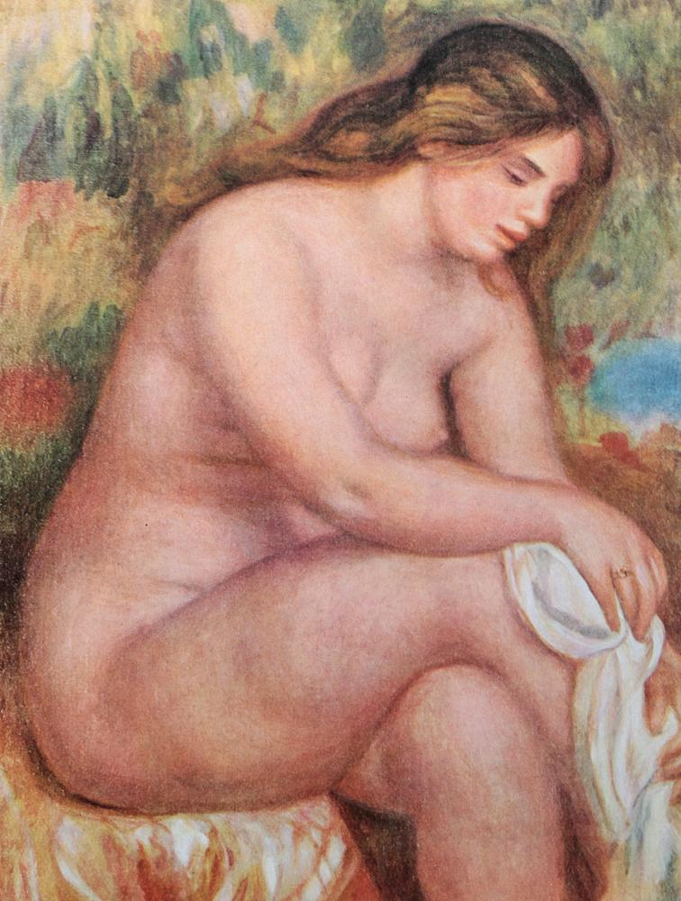 Pierre Auguste Renoir. 1841-1919
