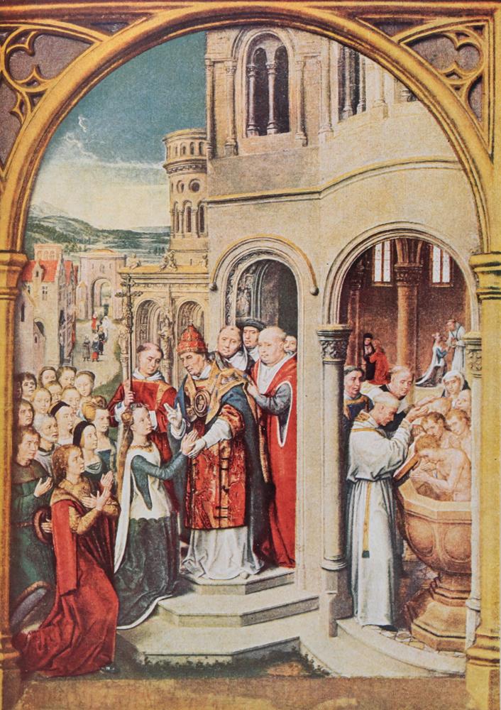 Hans Memling um 1430-1494
