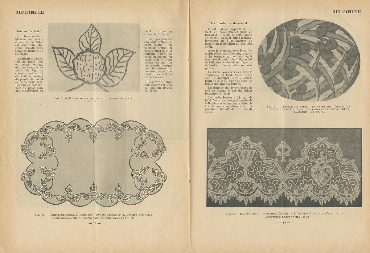 La Femme chez Elle (������� � ���� ����), �543, ������ 1933