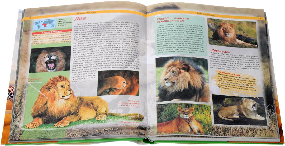 Животные . Суперэнциклопедия для любознательных