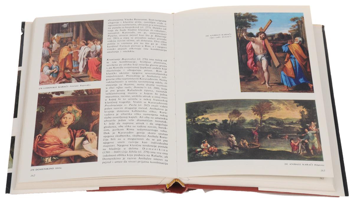 Istorija slikarstva: Od Djota do Sezana: 549 slika u boji
