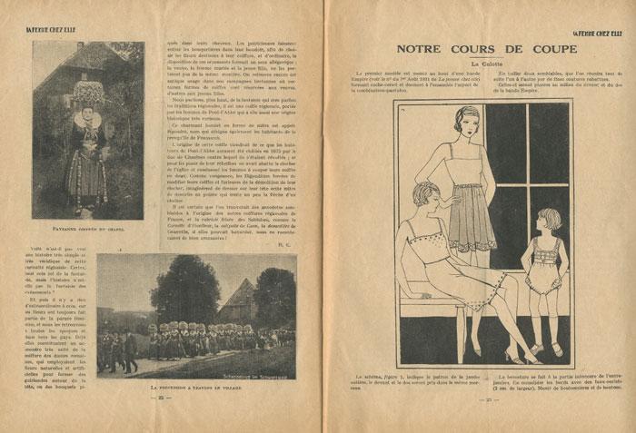 La Femme chez Elle, �518, janvier, 1932