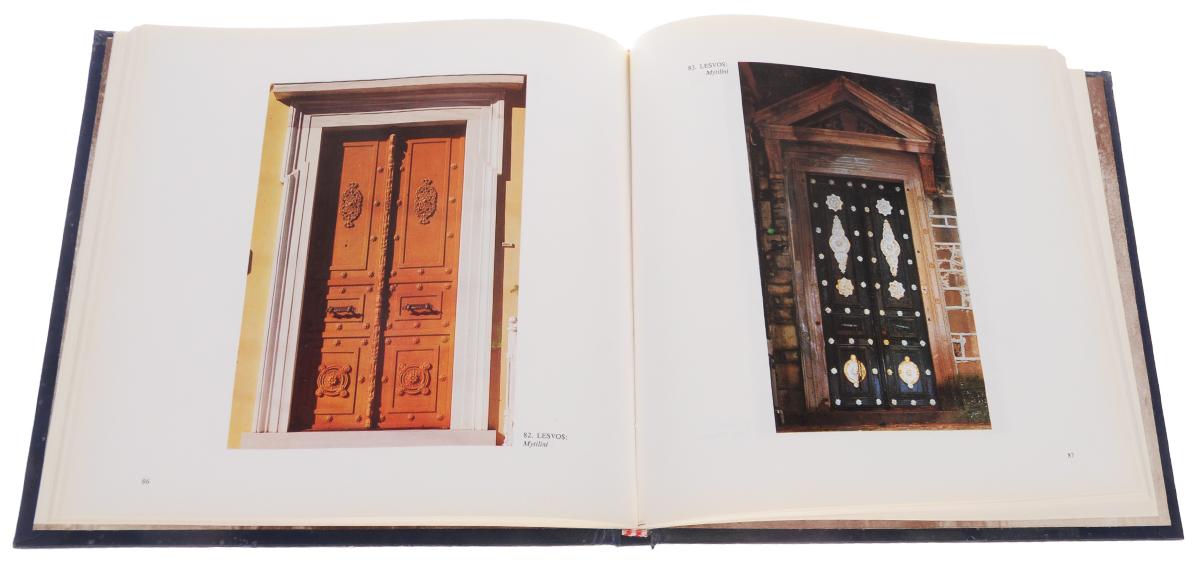 Greek Doors: Volume 1