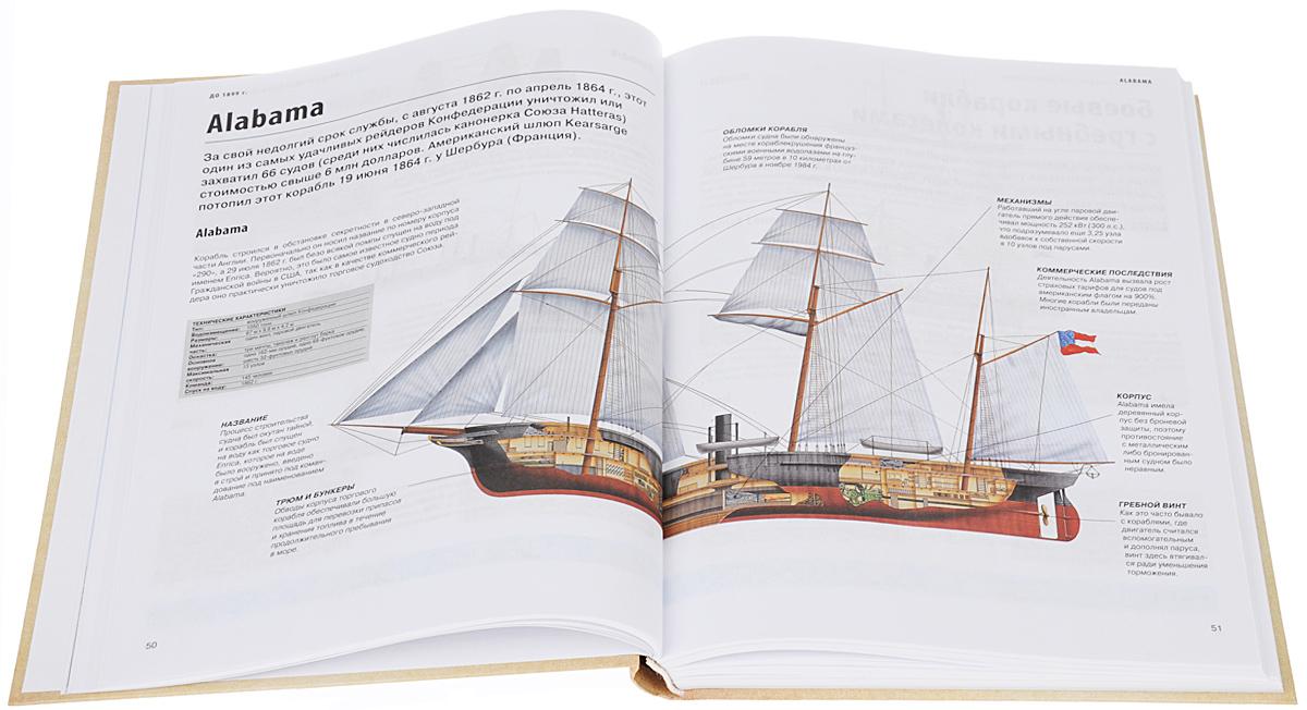 Корабли. Иллюстрированная энциклопедия