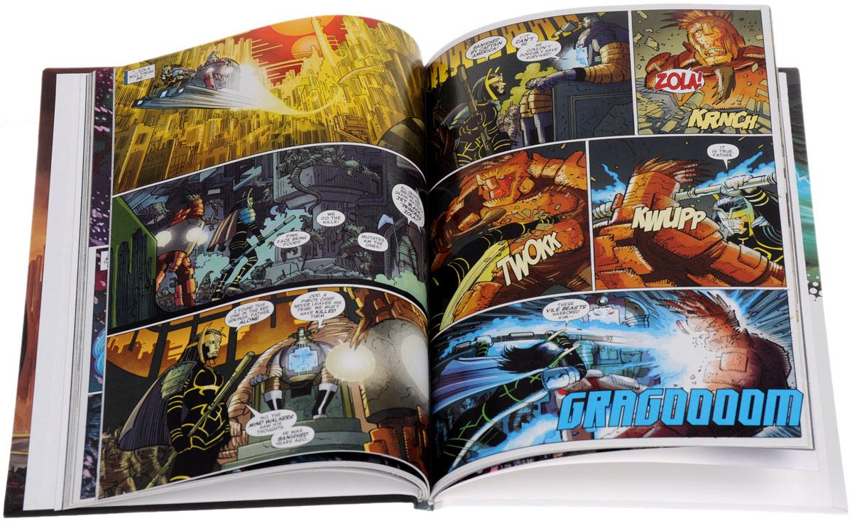 Captain America: Volume 1: Castaway in Dimension Z: Book 1