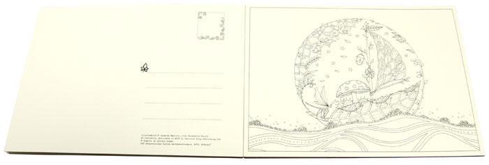 Зачарованный лес. Набор из 20 художественных открыток