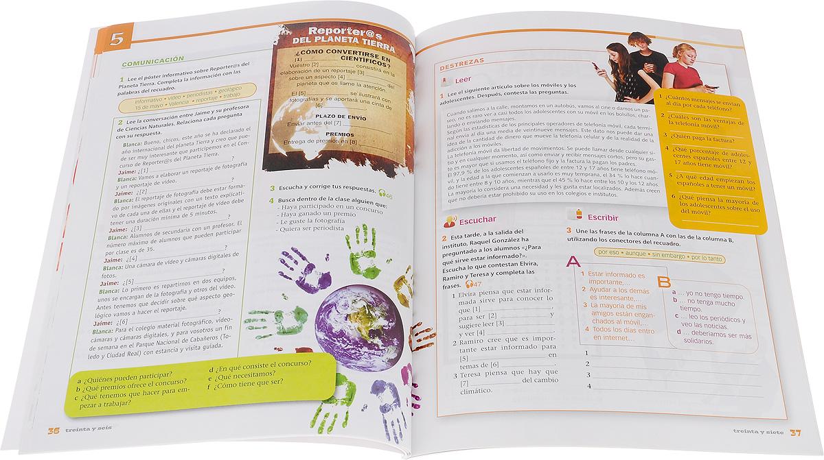Companeros: Cuaderno de ejercicios: Cuaderno de ejercicios: Nivel 3
