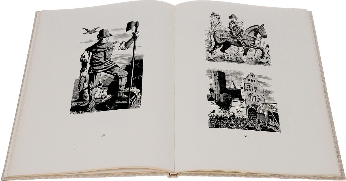Karl Rossing. Das Illustrationswerk dargestellt in 182 Holzschnitten mit einer Bibliographie