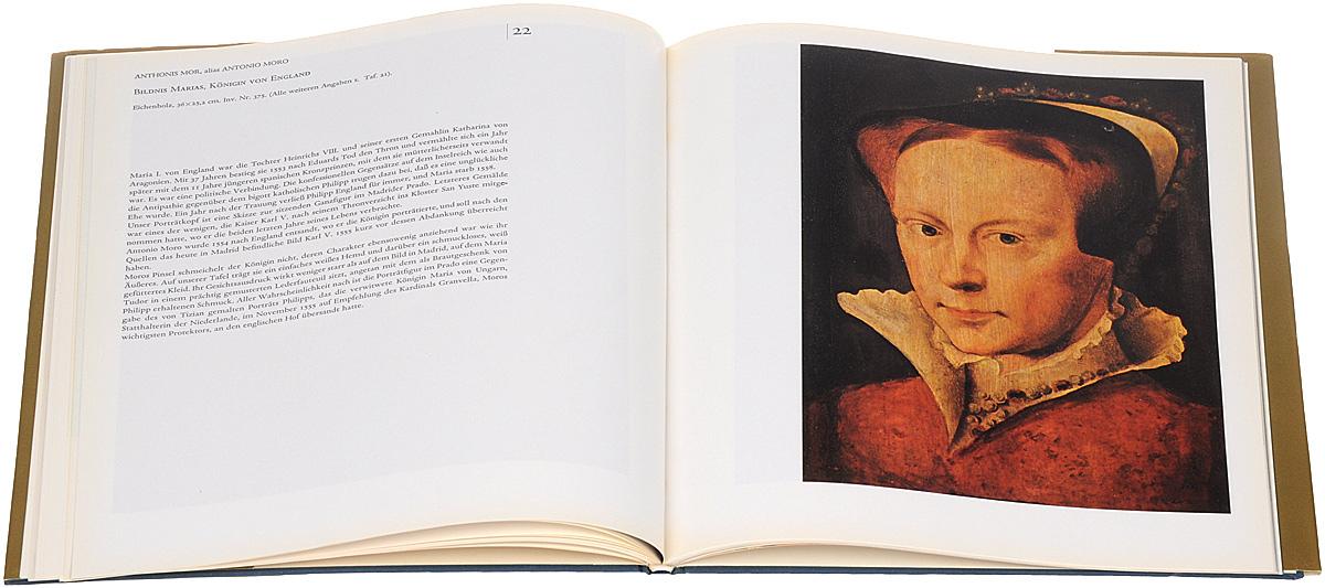 Spanische Malerei von den Primitiven Bis Ribera.