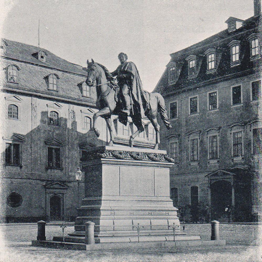 Weimar in Wort und Bild. Альбом видов