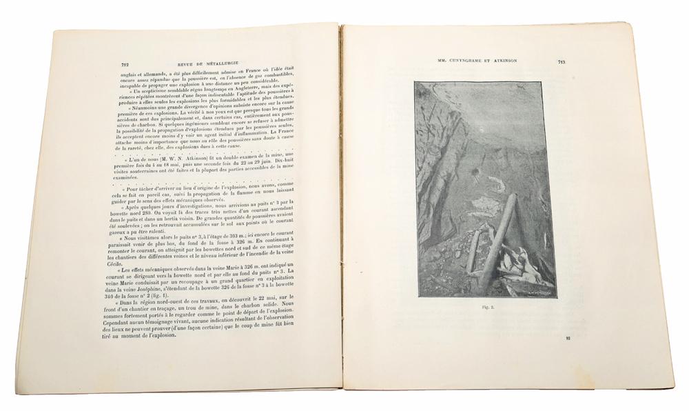Revue de metallurgie. № 12, 1906 г.