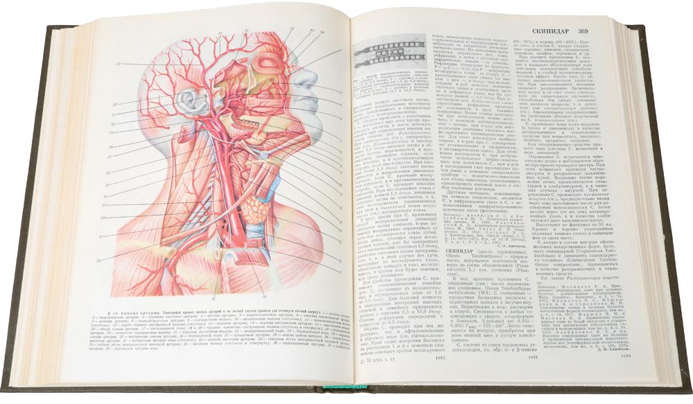 Большая медицинская энциклопедия. Том 23. Сахароза - Сосудистый тонус