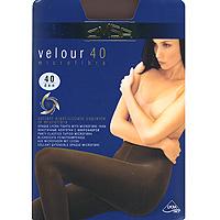 Колготки Velour 40Velour 40_PrugnaМатовые эластичные колготки с микрофиброй без штанишек. комфортные швы, невидимый носок и гигиеничная ластовица. Большой размер с задней вставкой. Плотность: 40 ден.