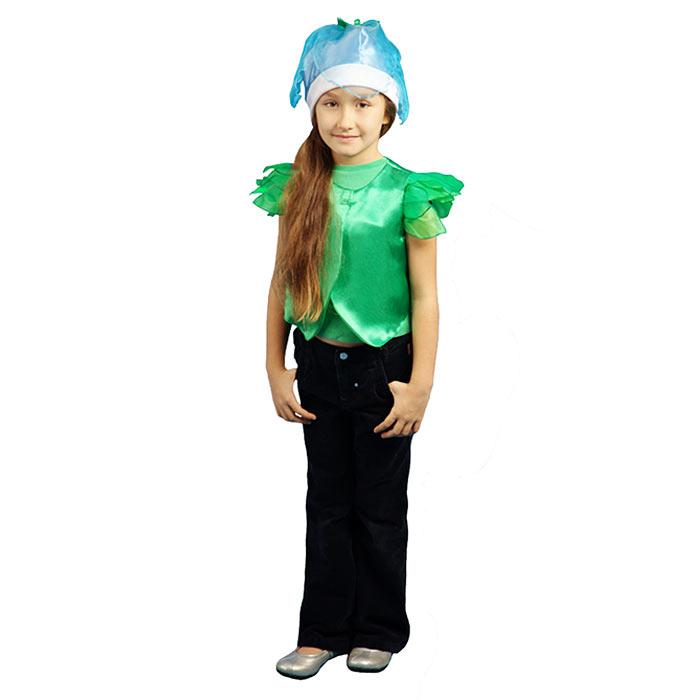 Вестифика Карнавальный костюм для девочки Колокольчик. 102 012