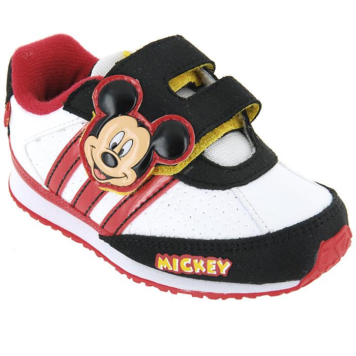 G41098.  Размер 22.  Кроссовки для мальчиков Adidas Disney Mickey I...