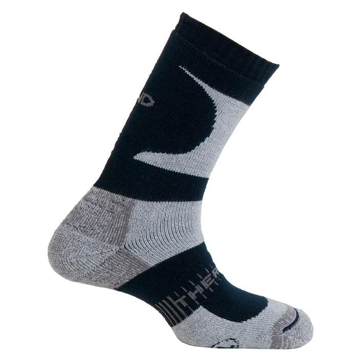 Термоноски308Термоноски Mund K2 Extreme - это высокие толстые носки для зимних восхождений, сохраняющие тепло при температуре до -25°C. Использование специальных спиралевидных и полых внутри волокон Thermolite обеспечивает комфорт сухого тепла, а так же отведение влаги с поверхности ступни. Носки сохраняют свои согревающие свойства даже во влажном состоянии. Носки содержат минимальное количество Lycra для оптимального облегания ноги и полиамид для повышения износостойкости. Если вас интересуют носки размера 41-45, то обратите внимание на модель-аналог Термоноски Mund Hunting extreme, цвет: темно-зеленый. Размер L (41-45).