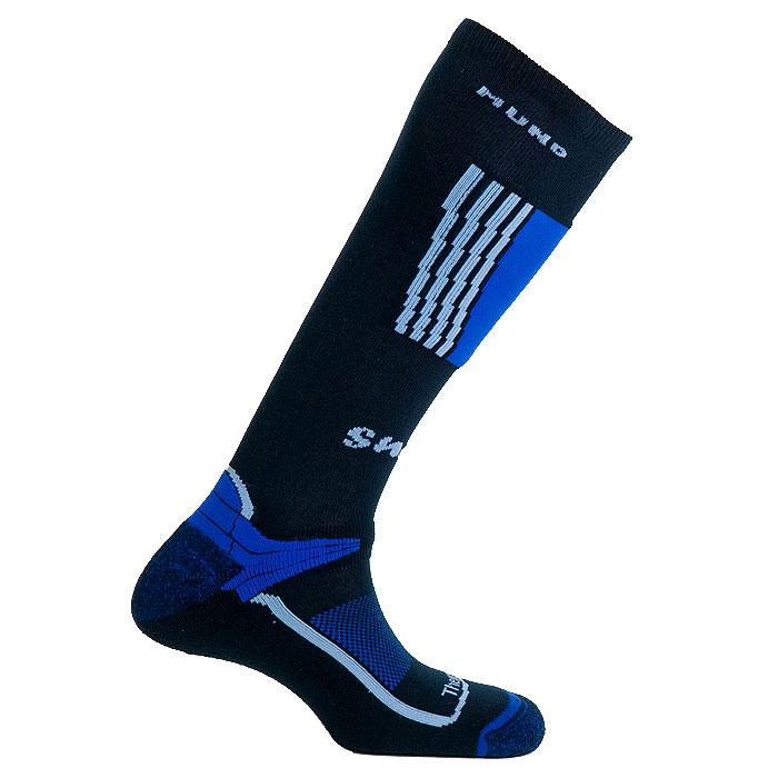 Термоноски315Термоноски Mund Snowboard - это мягкие носки специальной конструкции, которая идеально подходит для катания на сноуборде, сохраняют тепло при температуре до -20°C. Использование специальных спиралевидных и полых внутри волокон Thermolite обеспечивает комфорт сухого тепла, а так же отведение влаги с поверхности ступни. Носки сохраняют свои согревающие свойства даже во влажном состоянии. Носки содержат минимальное количество Lycra для оптимального облегания ноги и полиамид для повышения износостойкости.
