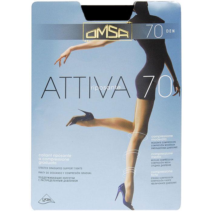 Колготки классические Attiva 70Attiva 70 CamoscioПлотность: 70 ден. Поддерживающие колготки с распределенным давлением, с штанишками. Уплотненный носок и ластовица. Omsa - одна из наиболее важных компаний, производящих трикотаж, которая так близка любой женщине. А устойчивым положением компания обязана своей философии, которая была и остается для нее актуальной. Высокое качество нити, элегантность, внимание к шарму и моде позволяет держаться компании на вершине популярности у женщин всего мира. Внимание к нуждам женщины и постоянная забота о качестве сделали Omsa самой значительной компанией Европы. Благодаря усовершенствованиям в производственной сфере вся продукция Omsa может гордиться своим превосходным качеством.