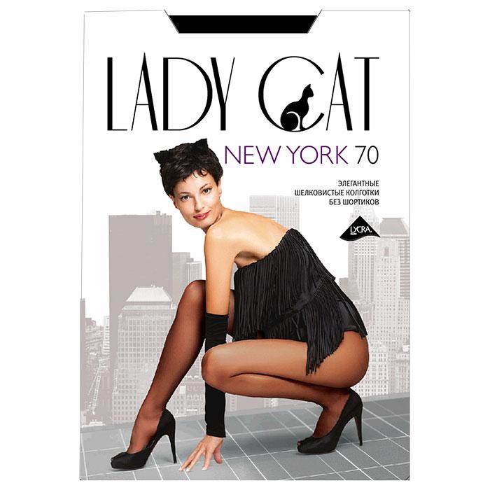 Колготки New York 70New York 70 SuntanПлотные шелковистые колготки Грация Lady Cat New York 70 без шортиков, благодаря высокому содержанию лайкры, имеют легкий утягивающий эффект. Хлопковая ластовица и плоские швы обеспечивают дополнительный комфорт. 70 den. В коллекциях колготок Грация представлены модели, которые станут удачным дополнением к гардеробу любой женщины. Модели с заниженной и классической линией талии, совсем тоненькие с эффектом прохлады для жарких дней и утепленные с добавлением шерсти. Любая модница знает, что особое внимание при выборе одежки для своих ножек следует уделять фактуре изделия. В коллекции колготок Грация вы найдете и шелковистые колготки с добавлением лайкры, которые окутают ваши ножки легким мерцанием, и более строгие матовые модели. Но главная особенность колготок Грация - их практичность: они устойчивы к появлению затяжек и очень прочны. В особенно уязвимых зонах многие модели специально уплотнены, что обеспечивает дополнительную защиту.