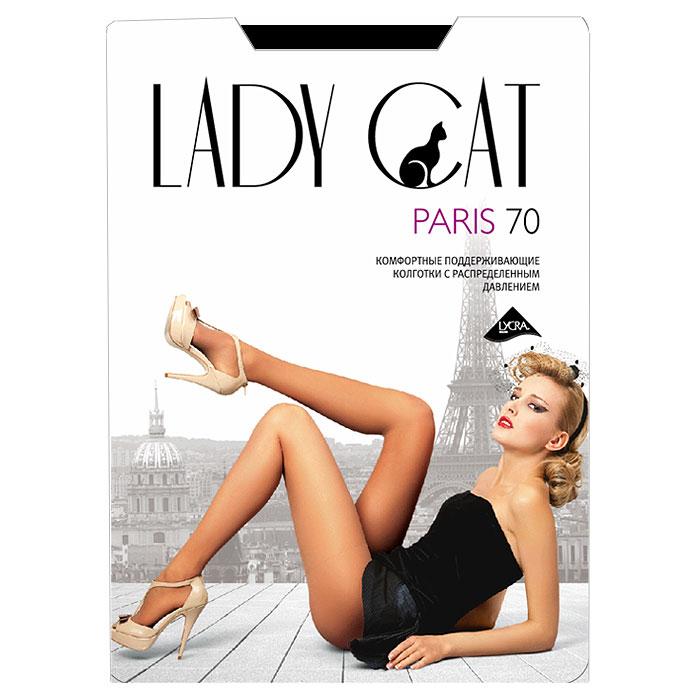 Колготки Paris 70Paris 70 NeroПлотные шелковистые колготки Грация Lady Cat Paris 70 имеют легкий поддерживающий эффект и распределенное давление по ноге. Хлопковая ластовица и плоские швы обеспечивают дополнительный комфорт. Усиленный верх и уплотненный мысок обеспечивают дополнительную прочность, а ластовица и плоские швы создают дополнительный комфорт. 70 den. В коллекциях колготок Грация представлены модели, которые станут удачным дополнением к гардеробу любой женщины. Модели с заниженной и классической линией талии, совсем тоненькие с эффектом прохлады для жарких дней и утепленные с добавлением шерсти. Любая модница знает, что особое внимание при выборе одежки для своих ножек следует уделять фактуре изделия. В коллекции колготок Грация вы найдете и шелковистые колготки с добавлением лайкры, которые окутают ваши ножки легким мерцанием, и более строгие матовые модели. Но главная особенность колготок Грация - их практичность: они устойчивы к появлению затяжек и очень прочны. В особенно...