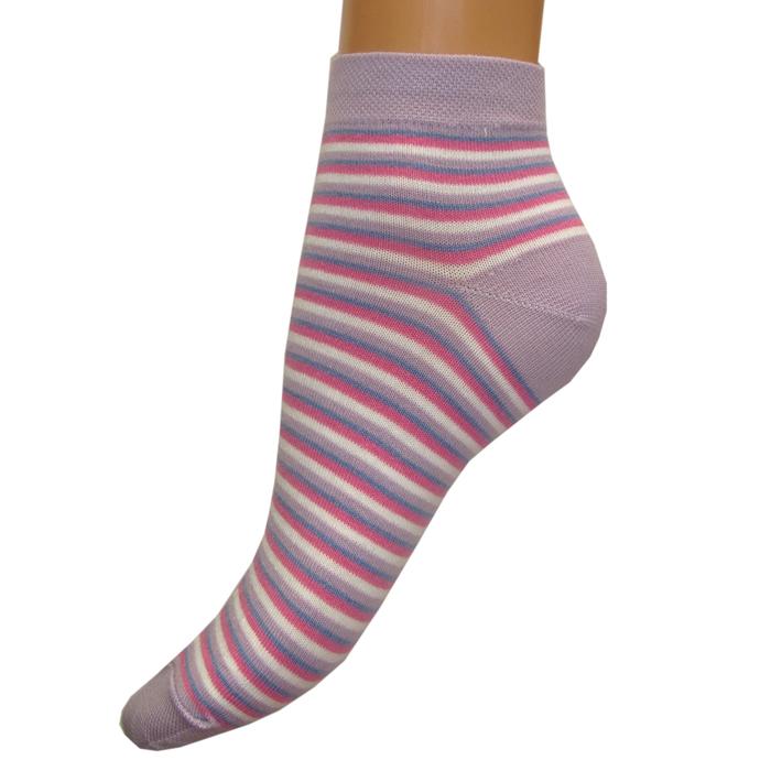 НоскиМ1088Женские носки Грация, изготовленные из высококачественного сырья, идеально подойдут для вас. Комфортная резинка не сдавливает ногу. Носки всесезонные с укороченным паголенком.