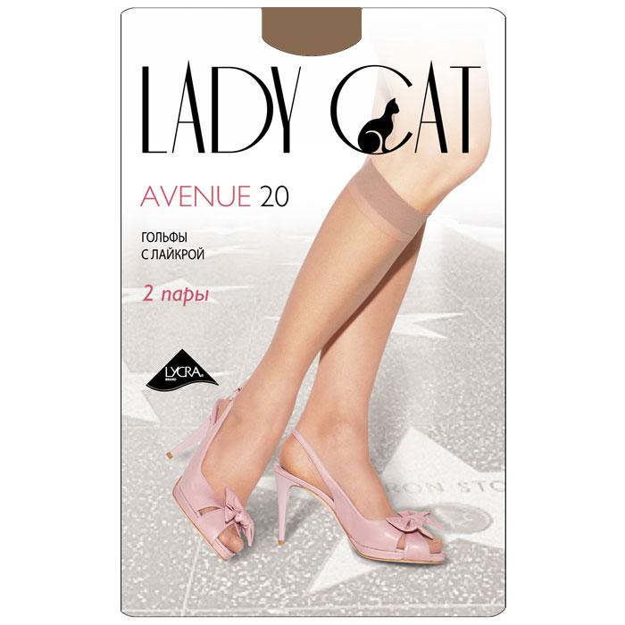 Lady Cat Гольфы женские Avenue 20