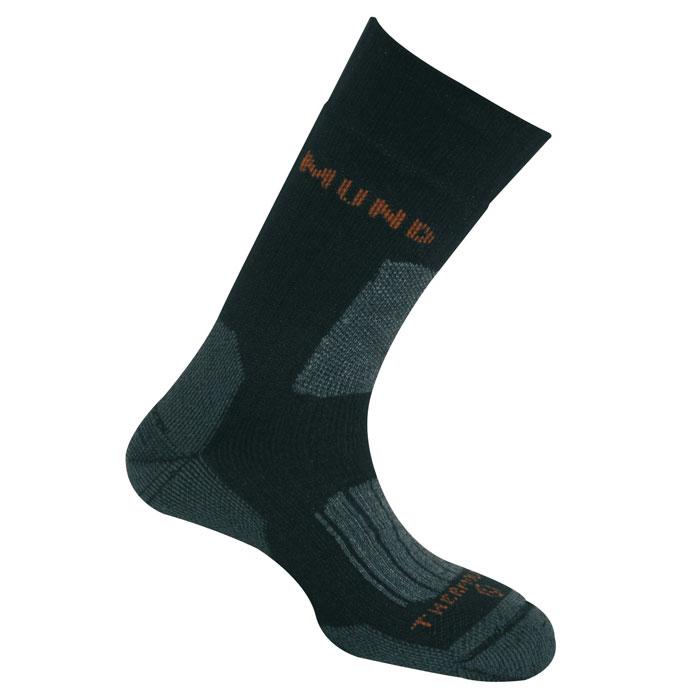 Термоноски403Высокие двухслойные носки для зимних восхождений. Сохраняют тепло при температуре до -30°С. Использование специальных спиралевидных и полых внутри волокон Thermolite обеспечивает комфорт сухого тепла, а так же отведение влаги с поверхности ступни. Сохраняет свои согревающие свойства во влажном состоянии. Носок содержит минимальное количество лайкры для оптимального облегания ноги.