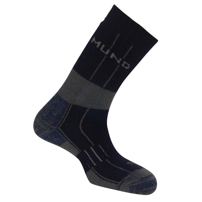 Термоноски306Зимние треккинговые носки из шерстяной нити. Сохраняют тепло при температуре до -20°С. Использование спиралевидных и полых внутри волокон Thermolite обеспечивает комфорт сухого тепла, а так же отведение влаги с поверхности ступни. Сохраняет свои согревающие свойства во влажном состоянии. Носок содержит минимальное количество лайкры для оптимального облегания ноги.
