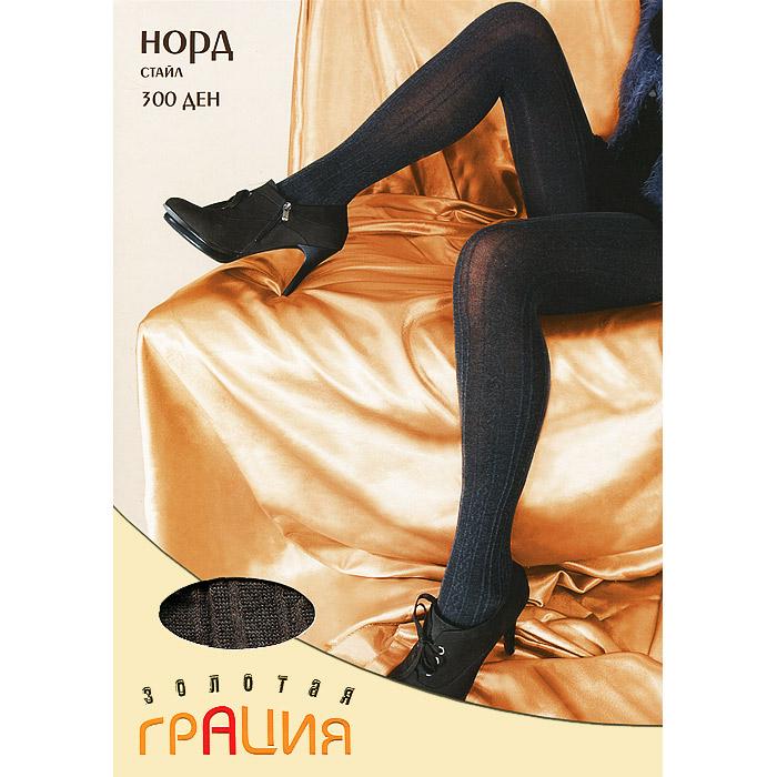 Колготки Норд Стайл 300Норд Стайл 300_моккоОчень плотные фантазийные колготки с оригинальным рисунком коса по всей ноге. Хлопковая ластовица и плоские швы обеспечивают максимальный комфорт. Плотность: 300 den.