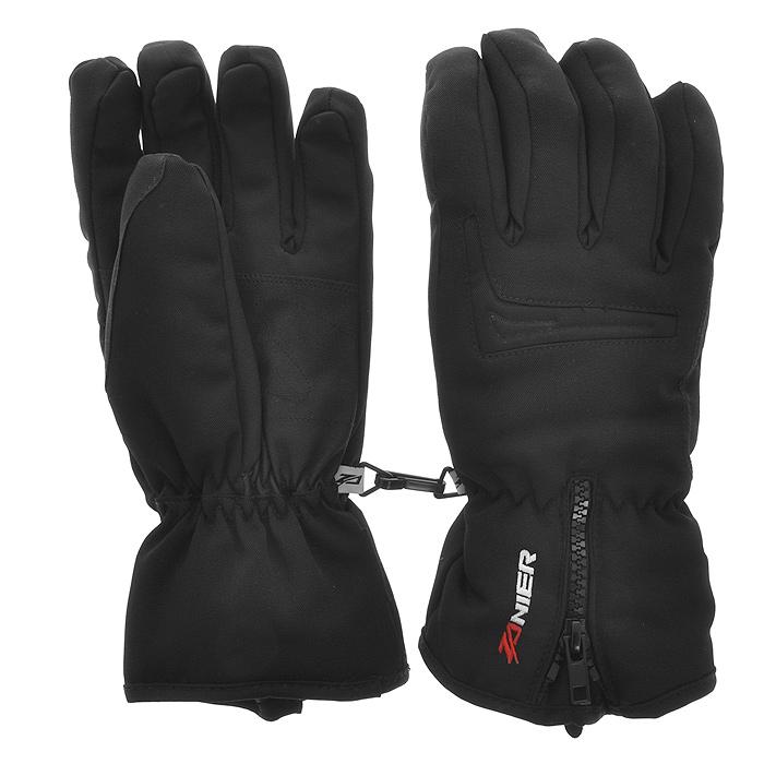 Перчатки29852Горнолыжные перчатки мужские REITH.ZX НЕ Перчатки предназначены для занятий активными видами спорта и для носки в городе в холодную погоду. - Анатомический крой - Усиление большого пальца - Резинка по запястью - Регулировка по манжету на молнии - Мембрана обеспечивает защиту от намокания, отведение влаги и сохраняет руки сухими и теплыми во время занятий спортом Австрийская компания ZANIER производит аксессуары для активных видов спорта более 30 лет и на сегодняшний день является лидером продаж на Австрийском рынке и входит в четверку сильнейших производителей Европы. Перчатки ZANIER надежны, разработаны и протестированы в горах профессиональными спортсменами. Компания является официальным поставщиком сборной команды Австрии по сноуборду.