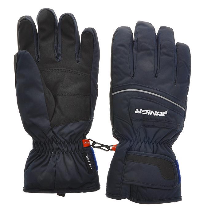 Перчатки29842Горнолыжные перчатки мужские FLACHAU.ZX НЕ Перчатки предназначены для занятий активными видами спорта и для носки в городе в холодную погоду. - Анатомический крой - Усиление большого пальца - Резинка по запястью - Регулировка по манжету на липучке - Мембрана обеспечивает защиту от намокания, отведение влаги и сохраняет руки сухими и теплыми во время занятий спортом Австрийская компания ZANIER производит аксессуары для активных видов спорта более 30 лет и на сегодняшний день является лидером продаж на Австрийском рынке и входит в четверку сильнейших производителей Европы. Перчатки ZANIER надежны, разработаны и протестированы в горах профессиональными спортсменами. Компания является официальным поставщиком сборной команды Австрии по сноуборду.