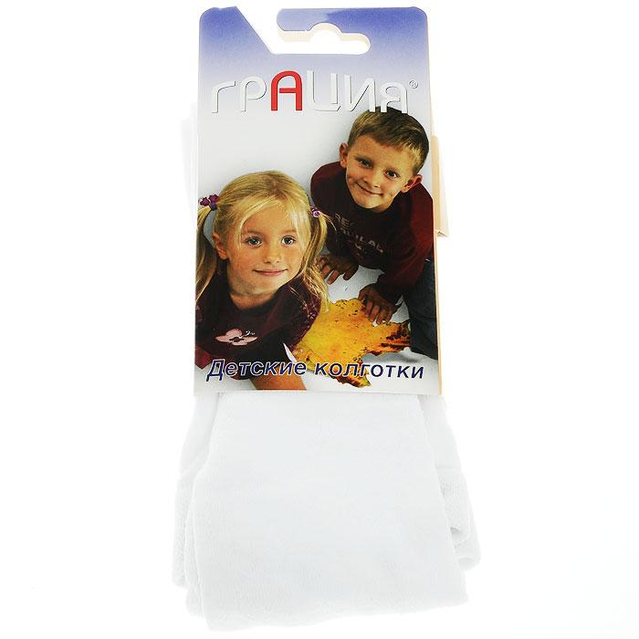 Колготки детские. 40964096_1Мягкие, эластичные, удобные и практичные детские колготки Грация, изготовленные из хлопка с добавлением полиамида и лайкры, для девочек и мальчиков. Колготки имеют широкую резинку и эластичные швы на задней вставке, а усиленные пятка и мысок обеспечивают надежность и долговечность при носке. Колготки по всей длине оформлены еле заметным рисунком!