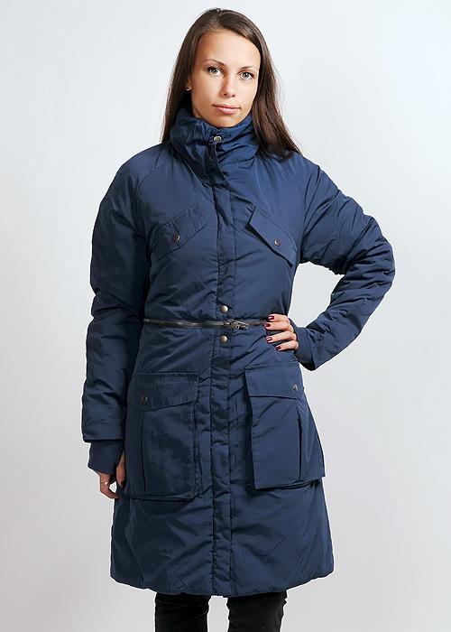 Куртка130116Стильная женская куртка, изготовленная из полиэстера с добавлением полиамида, не сковывает движения, обеспечивая наибольший комфорт. Модель с двумя карманами на груди и двумя накладными карманами застегивается на кнопки. Низ куртки отстегивается на уровне талии с помощью молнии. Такая куртка - отличный вариант для прогулок в прохладную погоду.