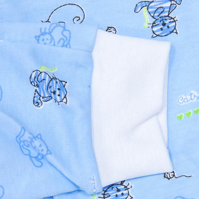 33-522Удобные штанишки Фреш Стайл изготовлены из натурального хлопка. Модель с завышенной линией талии оформлена принтом. Широкий эластичный пояс обеспечивает комфортную посадку. Брючины дополнены эластичными манжетами. Штанишки идеально подходят для ношения с подгузником и без него.