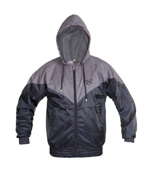 Ветровка мужская. EVR2278EVR2278Легкая и удобная куртка-ветровка Evaerlast предназначена для повседневной носки или выездов на природу. Модель с капюшоном на кулиске, застегивается на застежку-молнию. Низ изделия и рукава снабжены резинками, защищающими от продувания. Ветровка дополнена вшитыми карманами на молнии.