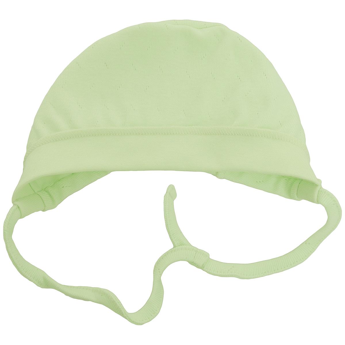 Чепчик1-10ММягкий чепчик Lucky Child защищает еще не заросший родничок, щадит чувствительный слух малыша, прикрывая ушки, и предохраняет от теплопотерь. Изготовленный из натурального хлопка, он необычайно мягкий и легкий, не раздражает нежную кожу ребенка и хорошо вентилируется. Чепчик по лицевому краю дополнен трикотажной эластичной резинкой. С помощью завязок, можно регулировать обхват чепчика. Швы, выполненные наружу, обеспечивают максимальный комфорт ребенку.