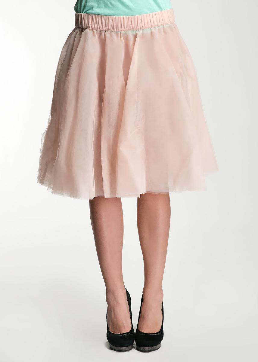 Юбка женская Net Skirt Tulle. 110.13110.13Стильная юбка Net Skirt Tulle будет отлично смотреться на вас. Модель выполнена из шести слоев сетчатого материала. Пояс - на резинке. Эта юбка идеальный вариант для вашего гардероба. Такая модель порадует настоящих ценителей комфорта и практичности!