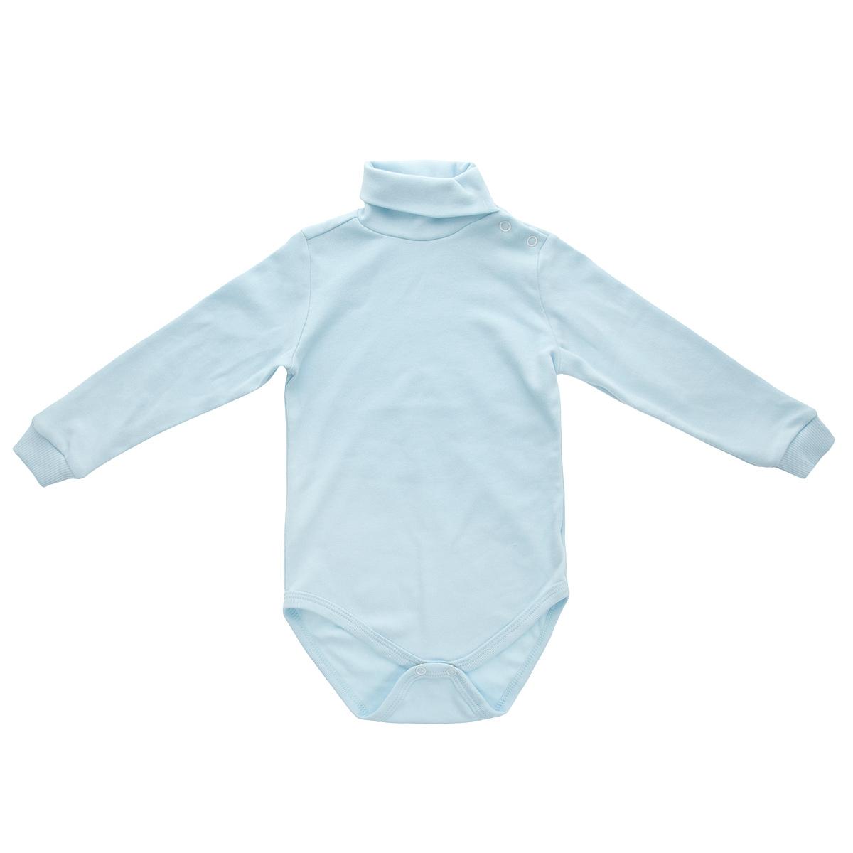 Боди детское. 37-32837-328Яркое боди Фреш Стайл идеально подойдет вашему ребенку в теплое или прохладное время года. Изготовленное из эластичного хлопка, оно необычайно мягкое и приятное на ощупь, не сковывает движения ребенка и позволяет коже дышать, не раздражает даже самую нежную и чувствительную кожу, обеспечивая ему наибольший комфорт. Боди с длинными рукавами и воротником-стойкой застегивается на удобные застежки-кнопки на воротнике, по плечу и ластовице, которые помогают легко переодеть младенца или сменить подгузник. Края рукавов дополнены широкими эластичными манжетами, не сжимающими запястья ребенка. Оригинальный современный дизайн и модная расцветка делают это боди модным и стильным предметом детского гардероба. В нем ваш ребенок будет чувствовать себя уютно и комфортно и всегда будет в центре внимания!
