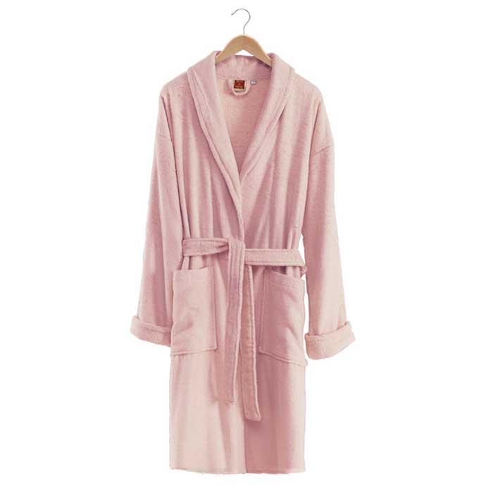 ХалатКомфортЖенский махровый халат выполнен из бамбука и хлопка. Модель с воротником шалька, длинными рукавами кимоно и двумя накладными карманами, на поясе. Халаты из бамбука очень красивы и удобны. Многие клиенты предпочитают ткань бамбук, и Tete-a-tete предоставляет клиенту широкий выбор таких изделий. Бамбук - это плод кропотливого труда технологов, ультрасовременных материалов и химических процессов. Этот материал по своим свойствам превосходит и хлопок, и шелк, получив от каждого все лучшие свойства. По своей сути это вискоза, которая получена путем переработки целлюлозы одного из сортов растения бамбук. Но в отличие от старых видов вискозы, это высокотехнологичная, сложная ткань соединяющая лучшие качества хлопка и шелка. В отличие от хлопка, состоящего из отдельных волокон, нить бамбука цельная, как у шелка. Но шелк ничего не впитывает, а бамбук впитывает в 2-3 раза больше, чем лучшие сорта хлопка. Хлопковая ткань шершавая, а бамбук шелковистый и нежный, как...