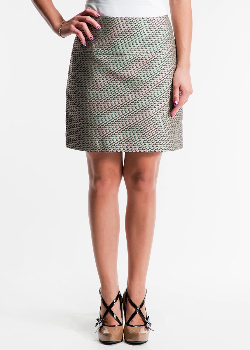 1325280126-25384Модная юбка, изготовленная из высококачественного материала, очень мягкая на ощупь, не раздражает даже самую нежную и чувствительную кожу и хорошо вентилируется. Модель с легкой подкладкой, прямого кроя, декорирована текстурой. Юбка застегивается сбоку на молнию. В таком наряде вы, безусловно, привлечете восхищенные взгляды окружающих.
