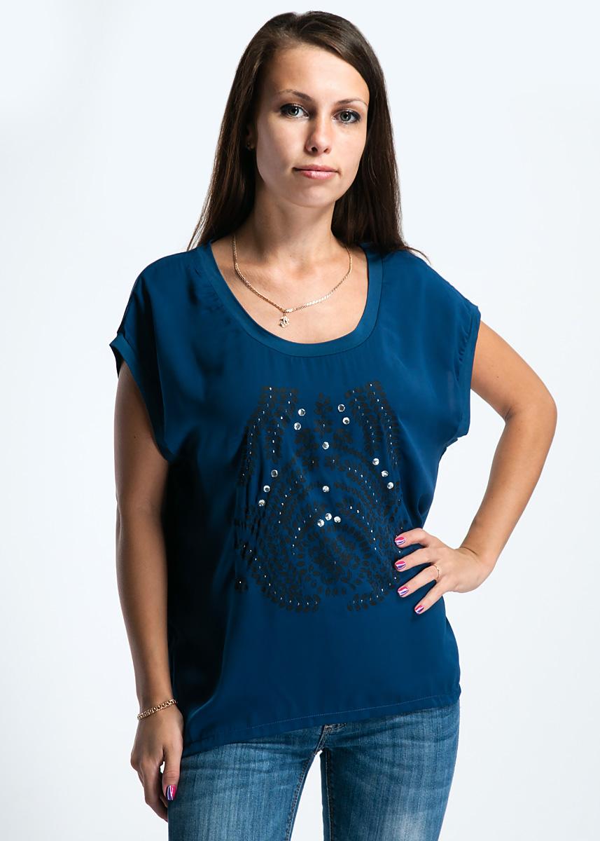 Футболка61D2HQОригинальная женская футболка Toy G будет прекрасным дополнением к вашему гардеробу. Модель с круглым вырезом горловины и без рукавов изготовлена из высококачественного материала, очень приятного на ощупь. Передняя планка выполнена из гладкой струящейся ткани. Спереди футболка оформлена оригинальным принтом, декорированным стразами. Эта футболка отлично дополнит ваш образ и позволит выделиться из толпы.