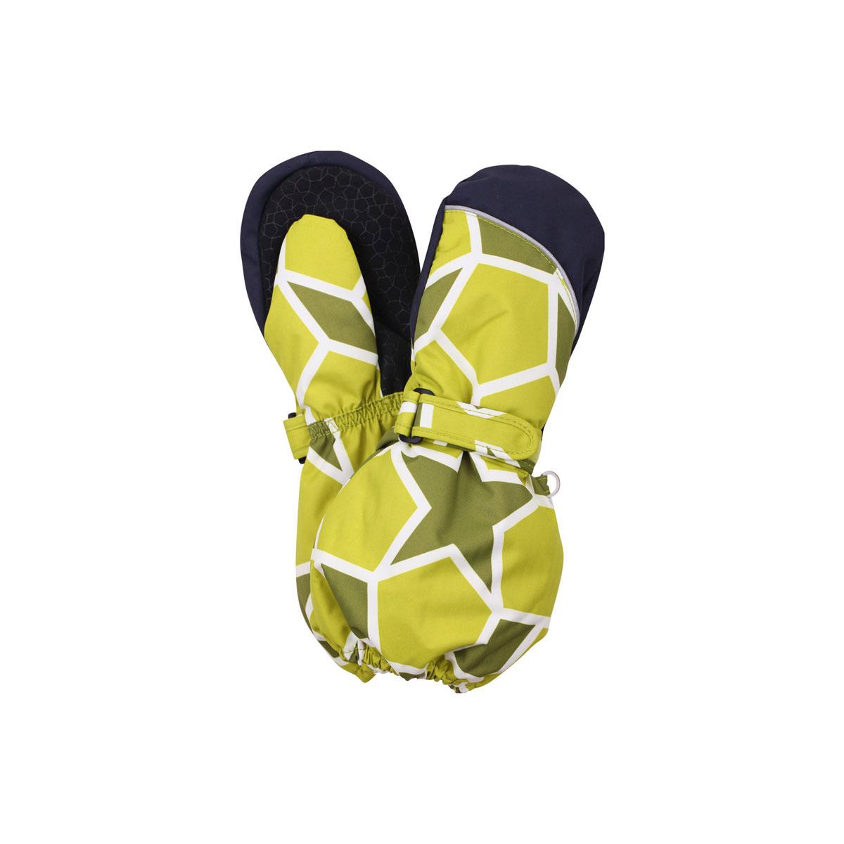 Рукавицы детские Amir. 527129B527129B_3584Детские рукавицы Reima, изготовленные из мембранной ткани с водо- и ветрозащитным покрытием, станут идеальным вариантом для холодной зимней погоды. На подкладке используется искусственный мех, который хорошо удерживает тепло. Для большего удобства на запястьях рукавицы дополнены эластичными резинками и хлястиками на липучках, а на ладошках и с внутренней стороны большого пальца - усиленными вставками. С внешней стороны рукавицы оформлены светоотражающими элементами. Средняя степень утепления.