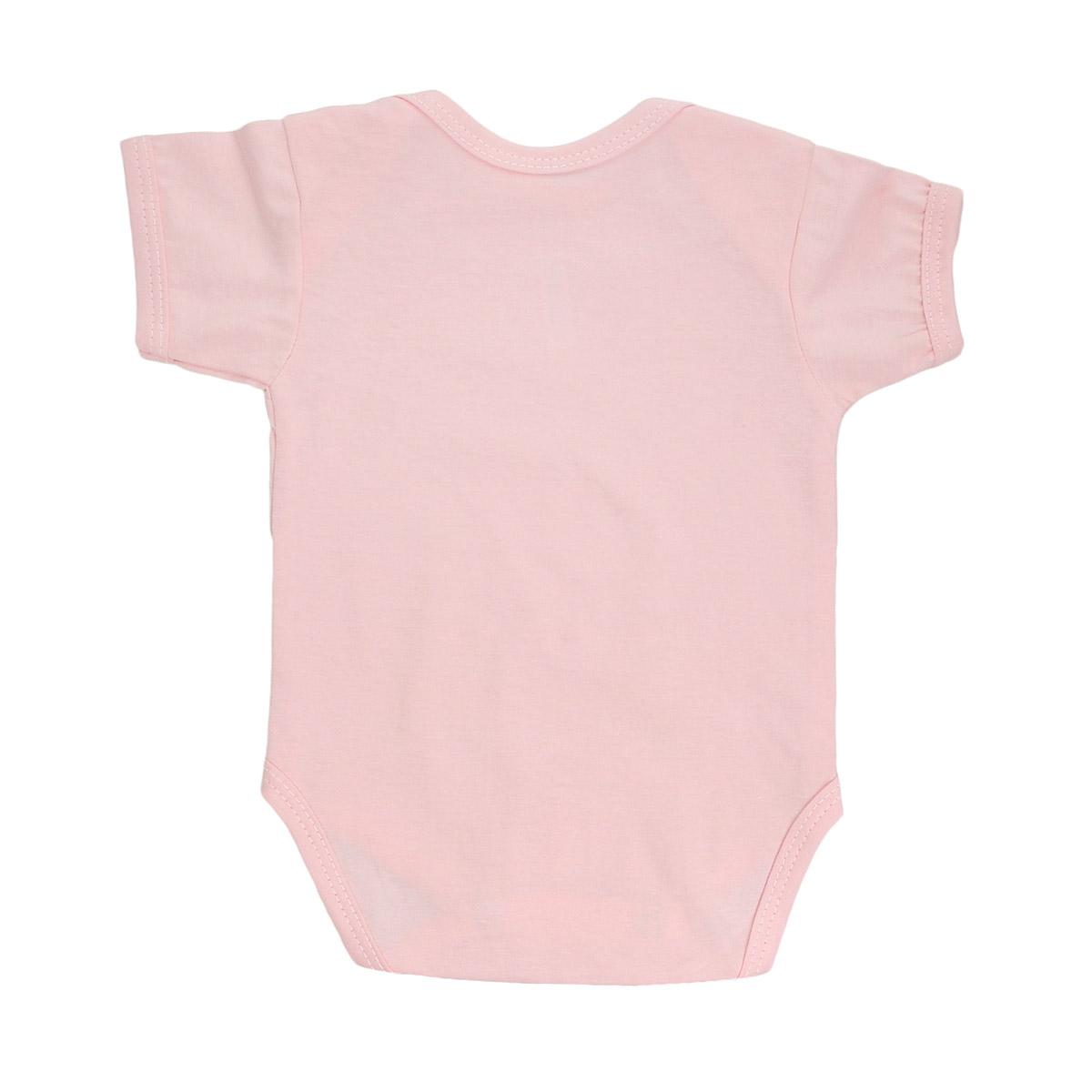 Боди детское. 58635863Детское боди Трон-плюс с короткими рукавами послужит идеальным дополнением к гардеробу вашего ребенка, обеспечивая ему наибольший комфорт. Боди изготовлено из натурального хлопка, благодаря чему оно необычайно мягкое и легкое, не раздражает нежную кожу ребенка и хорошо вентилируется, а эластичные швы приятны телу младенца и не препятствуют его движениям. Удобные запахи на плечах и кнопки на ластовице помогают легко переодеть младенца или сменить подгузник. Боди полностью соответствует особенностям жизни ребенка в ранний период, не стесняя и не ограничивая его в движениях. В нем ваш ребенок всегда будет в центре внимания.
