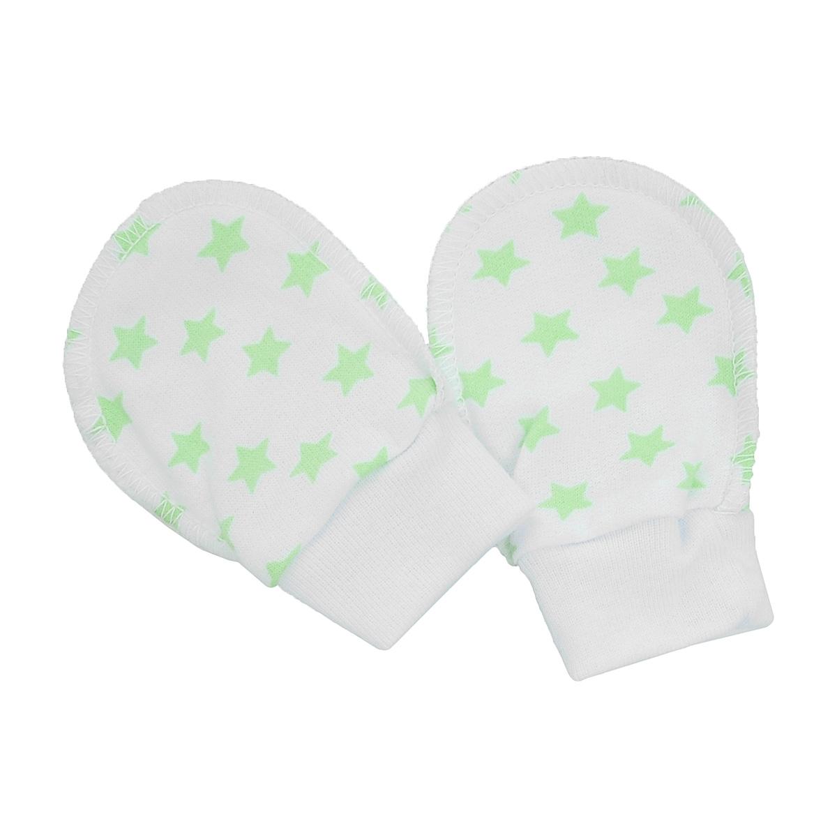 5907Теплые рукавички для новорожденного Трон-плюс обеспечат вашему младенцу комфорт во время сна и бодрствования, предохраняя его нежную кожу от расцарапывания. Широкие эластичные манжеты не будут пережимать ручку. Изготовленные из натурального хлопка, они необычайно мягкие и легкие, не раздражают нежную кожу ребенка и хорошо вентилируются, а эластичные швы, выполненную наружу, обеспечивают максимальный комфорт ребенку и не препятствуют его движениям. Рукавички сделают сон вашего малыша спокойным и безопасным.
