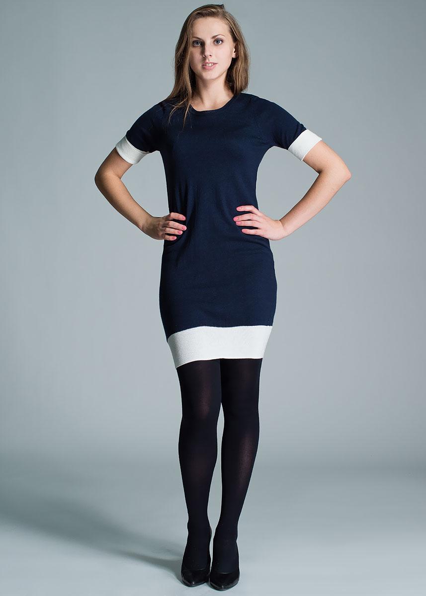 Платье10149687Симпатичное женское платье Broadway, изготовленное из высококачественного материала, необычайно приятное на ощупь, не сковывает движения и позволяет коже дышать, не раздражает даже самую нежную и чувствительную кожу, обеспечивая наибольший комфорт. Модное платье с короткими рукавами и круглым вырезом горловины. Это платье идеальный вариант для вашего гардероба. Такая модель порадует настоящих ценителей комфорта и практичности!