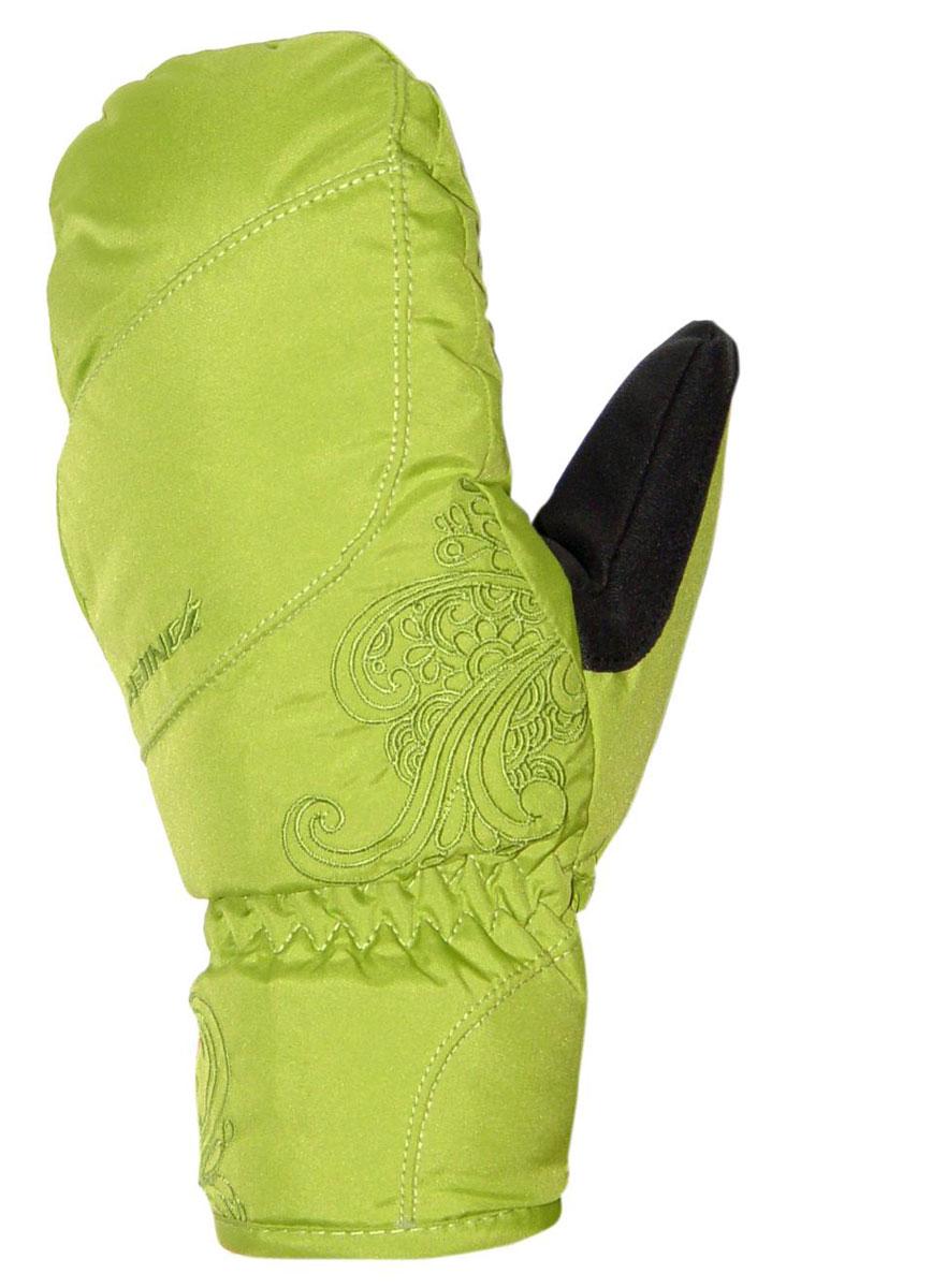 17052_10Рукавицы женские MILS.ZX DA Рукавицы предназначены для занятий активными видами спорта и для носки в городе в холодную погоду. - Анатомический крой - Усиление большого пальца - Резинка по запястью - Дополнительное утепление в области пальцев, что очень важно так как рукавицы предназначены для женщин - Внутреннее выделение пальцев - Внутреннее усиление в области пальцев для прочности - Мембрана ZA TEX обеспечивает защиту от намокания, отведение влаги и сохраняет руки сухими и теплыми во время занятий спортом - Утеплитель Primaloft - синтетический аналог пуха очень теплый, легкий и мягкий - Обладает дышащими свойствами, которые сохраняет даже будучи влажным - Не вызывает аллергии Австрийская компания ZANIER производит аксессуары для активных видов спорта более 30 лет и на сегодняшний день является лидером продаж на Австрийском рынке и входит в четверку сильнейших производителей Европы. Перчатки...