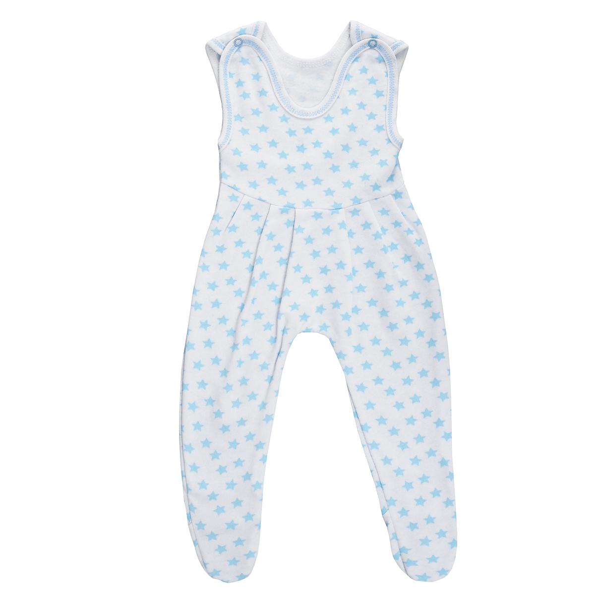 Ползунки5221Ползунки с грудкой Трон-плюс - очень удобный и практичный вид одежды для малышей. Ползунки выполнены из футера - натурального хлопка, благодаря чему они необычайно мягкие, тепленькие и приятные на ощупь, не раздражают нежную кожу ребенка и хорошо вентилируются, а эластичные швы приятны телу младенца и не препятствуют его движениям. Ползунки с закрытыми ножками, застегивающиеся сверху на две кнопочки, идеально подойдут вашему ребенку, обеспечивая ему наибольший комфорт, подходят для ношения с подгузником и без него. От линии груди заложены складочки, придающие изделию оригинальность. Ползунки с грудкой полностью соответствуют особенностям жизни младенца в ранний период, не стесняя и не ограничивая его в движениях!