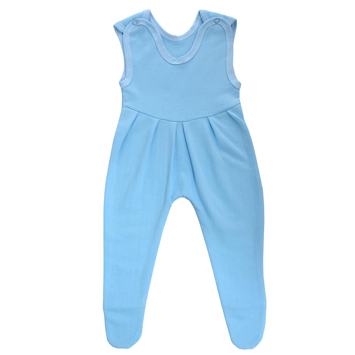 5221Ползунки с грудкой Трон-плюс - очень удобный и практичный вид одежды для малышей. Ползунки выполнены из футера - натурального хлопка, благодаря чему они необычайно мягкие, тепленькие и приятные на ощупь, не раздражают нежную кожу ребенка и хорошо вентилируются, а эластичные швы приятны телу младенца и не препятствуют его движениям. Ползунки с закрытыми ножками, застегивающиеся сверху на две кнопочки, идеально подойдут вашему ребенку, обеспечивая ему наибольший комфорт, подходят для ношения с подгузником и без него. От линии груди заложены складочки, придающие изделию оригинальность. Ползунки с грудкой полностью соответствуют особенностям жизни младенца в ранний период, не стесняя и не ограничивая его в движениях!