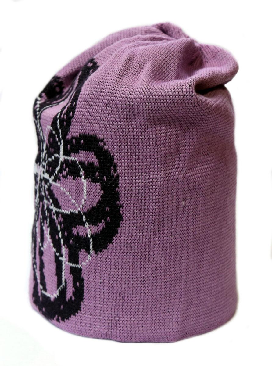Шапка женская Anemone4502620200Женская модель шапки HUSKY Anemone выполнена из шерсти и акрила. Шапка хорошо сохраняет тепло, гигроскопична, мягкая и идеально прилегает к голове. Шерсть хорошо тянется и устойчива к сминанию, а в сочетании с акрилом обеспечивает меньшее сваливание, а так же обеспечивает более удобную носку и прочность. Подкладка выполнена из поликолона, пропиленового волокна, которое не впитывает влагу и мгновенно выводит ее наружу.